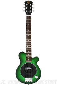 Pignose PGG-200FM SGR(See-through Green) 《スピーカー内蔵エレキギター》 【送料無料】(ご予約受付中)
