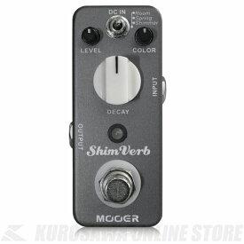 Mooer / ShimVerb (エフェクター/リバーブ)(ご予約受付中)