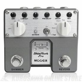 Mooer / Shimverb Pro (エフェクター/リバーブ)(送料無料)