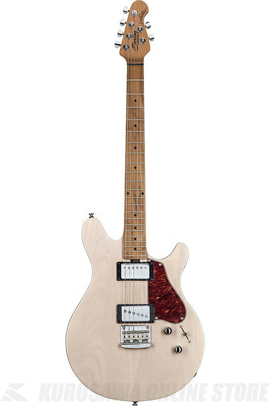Sterling by MUSIC MAN JV60 Transparent Buttermilk (エレキギター)(送料無料)