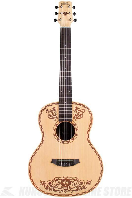 Cordoba Coco Guitar (630mmスケール/クラシックギター)(2018年4月頃入荷予定・ご予約受付中)