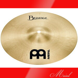 "Meinl マイネル Byzance Traditional Series Splash Cymbal 10"" [B10S] スプラッシュシンバル 【送料無料】"