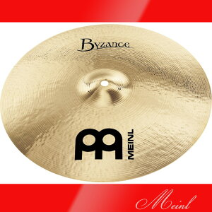 "Meinl マイネル Byzance Brilliant Series Crash Cymbal 18"" THIN [B18TC-B] クラッシュシンバル 【送料無料】"