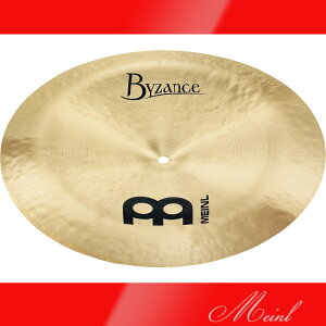 "Meinl マイネル Byzance Traditional Series China Cymbal 20"" [B20CH] チャイナシンバル 【送料無料】"