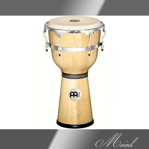 "Meinl マイネル Flaotune Series Wood Djembe 12"" Natural [DJW3NT] 木製ジャンベ 【送料無料】"