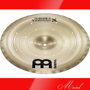 "Meinl マイネル generation X Filter China Cymbal 12"" [GX-12FCH] フィルター・チャイナシンバル"