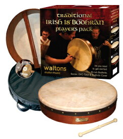 Waltons WM1900-418(ブラウン) ボーラン・スターターパック 【ご予約受付中・次回納期未定】