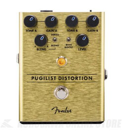Fender PUGILIST DISTORTION PEDAL(ピュジリスト・ディストーション)