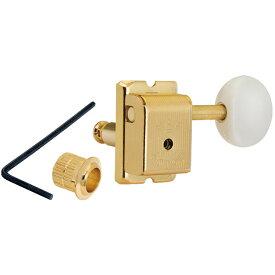 GOTOH / ゴトー SD Series SD91 (Gold / P5W) [対応ヘッド: L6/R6 ] 《ギターペグ6個set》 【送料無料】 《ペグ配列をお選び下さい》