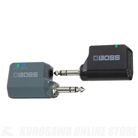 【パッチケーブルプレゼント】BOSS WL-20L (Guitar Wireless System)[WL-Series]
