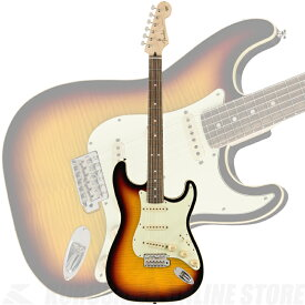 Fender Limited Edition Aerodyne Classic Stratocaster Flame Maple Top,3-Color Sunburst(ご予約受付中)