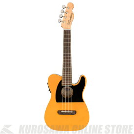 Fender Fullerton Tele Uke Butterscotch Blonde【送料無料】(ご予約受付中)