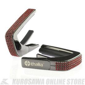 Thalia Capo Black Chrome with Swarovski Ruby 【送料無料】