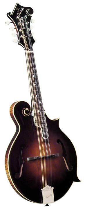 Kentucky KM-1000 Master Model F-model Mandolin 《マンドリン》【送料無料】【smtb-u】【ご予約受付中】