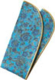 中国二胡 ERC-R1 二胡専用ブランケット シルク 青