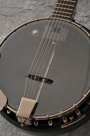 DEAN Backwoods 6 Banjo Electric(Black/Chrome) 《6弦バンジョー》【送料無料】 [BW6E BC](ご予約受付中)