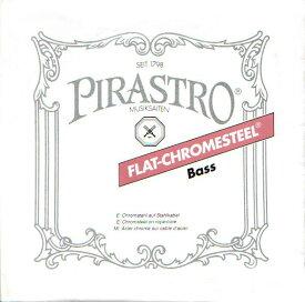 Pirastro FLAT-CHROMESTEEL 1G コントラバス弦