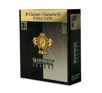RICO/D ' Addario WoodWinds Grand concert select evolution < failed cut > B b♭ clarinet Reed 10 pieces