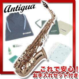 Antigua Alto Saxophone ZZ Mark II 《アルトサックス》【これで安心!お手入れセット付】【送料無料】