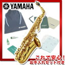 YAMAHA ヤマハ YAS-62 (ゴールドラッカー仕上げ)《アルトサックス》【これで安心!お手入れセット付】【送料無料】