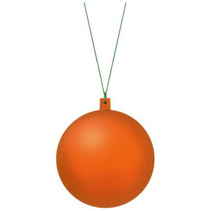 100mmフロストユニボール ワイヤー付(2ケ/パック) 装飾 デコレーション クリスマス Xmas[A-B]