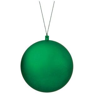150mmフロストユニボール ワイヤー付(1ケ/パック) 装飾 デコレーション クリスマス Xmas[A-B]