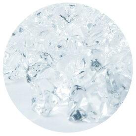 PVアイスM(クラッシュ) 500g(約210個) アクリル製 氷 食品サンプル