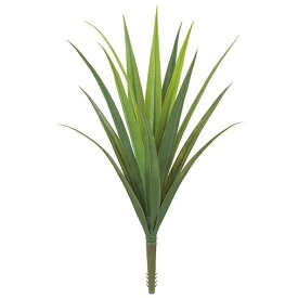【観葉植物 造花】メキシカンアロエブッシュ L 80cm 【人工観葉植物 フェイクグリーン 光触媒 CT触媒 インテリア】[G-L]