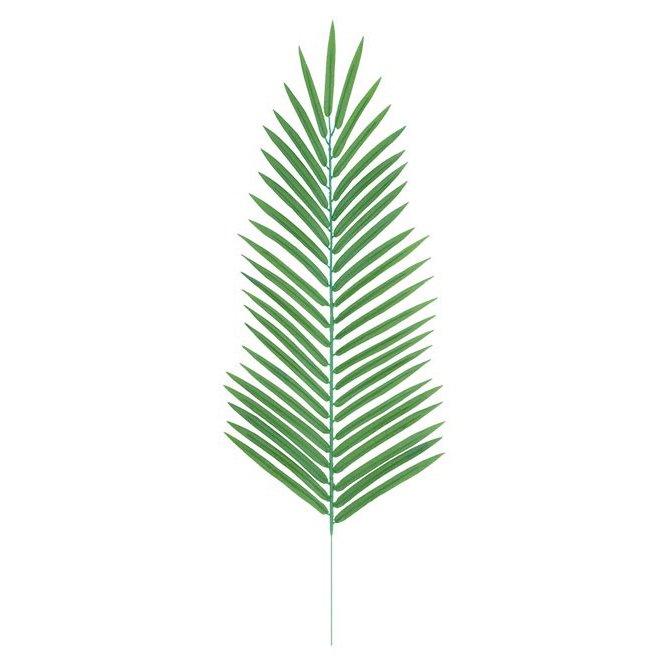 【観葉植物 造花】アレカパームスプレイ M グリーン 95cm 【人工観葉植物 フェイクグリーン 光触媒 CT触媒 インテリア】[G-L]