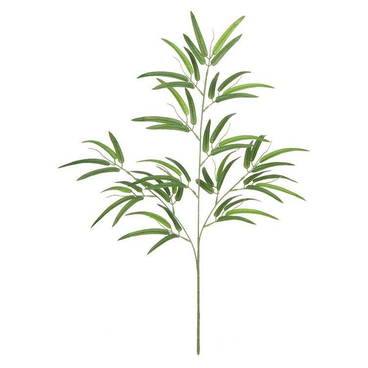 七夕 笹 飾り バンブースプレイ 70cm 【竹/枝/造花/人工】[G-L]