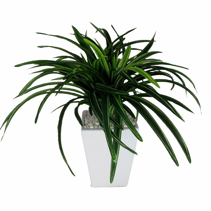 【観葉植物 造花】ドラセナ鉢植34cm(光触媒より優れたCT触媒/SC触媒/インテリア/お祝い)【フェイクグリーン 観葉植物 人工】