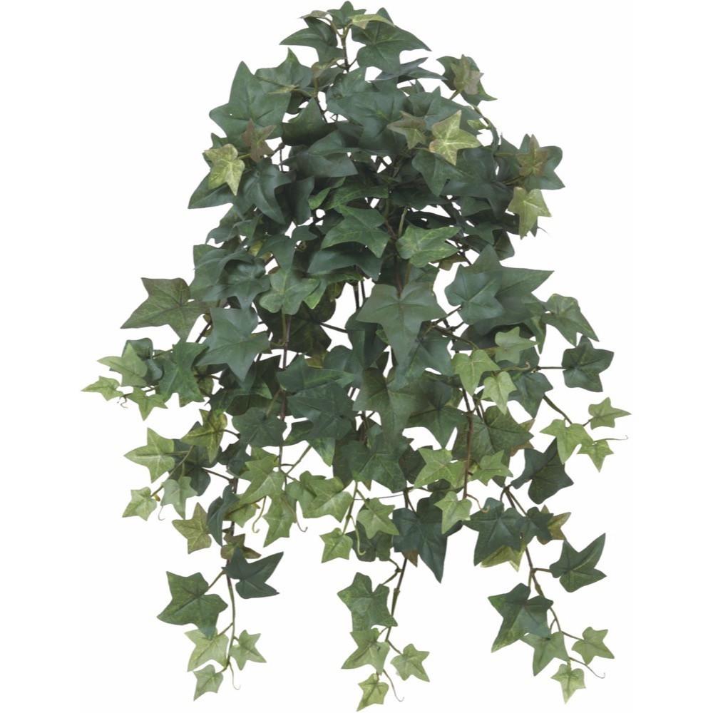 【フェイクグリーン】セージアイビー 52cm ブッシュ 【人工観葉植物 観葉植物 造花 光触媒 CT触媒 インテリア】【楽ギフ_