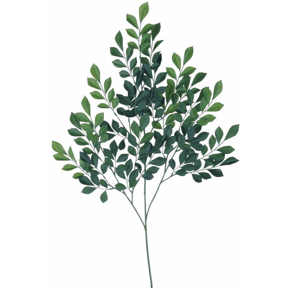 【人工観葉植物】トネリコ 72cm スプレイ 枝 【フェイクグリーン 観葉植物 造花 光触媒 CT触媒 インテリア】