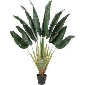 【観葉植物 造花】トラベラーズパーム 165cm タビビトノキ 樹木 【フェイクグリーン 大型 人工観葉植物 光触媒 CT触媒 インテリア】