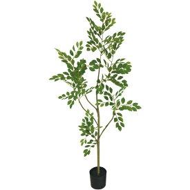 【フェイクグリーン】トネリコ 120cm 樹木 【観葉植物 造花 大型 人工観葉植物 光触媒 CT触媒 インテリア】