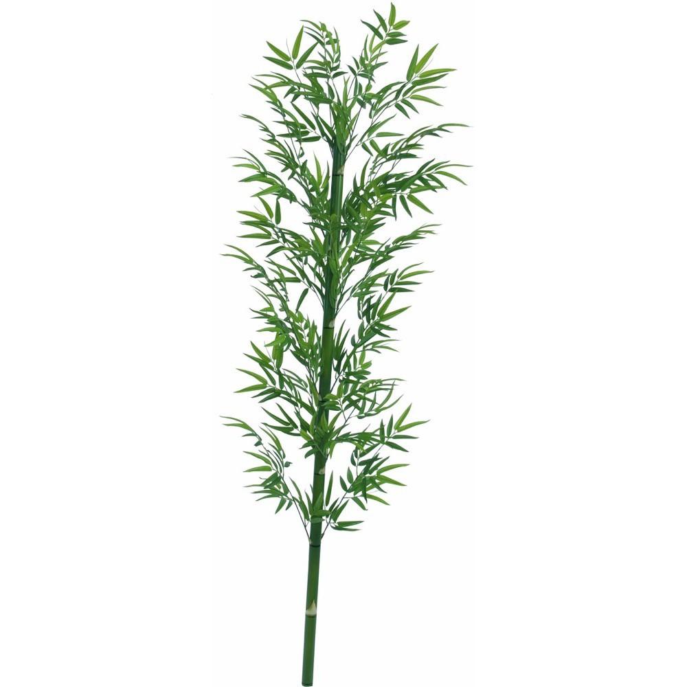 【人工観葉植物 七夕用 竹 笹 大型】バンブー 210cm 竹 【観葉植物 造花 フェイクグリーン 光触媒 CT触媒 インテリア】