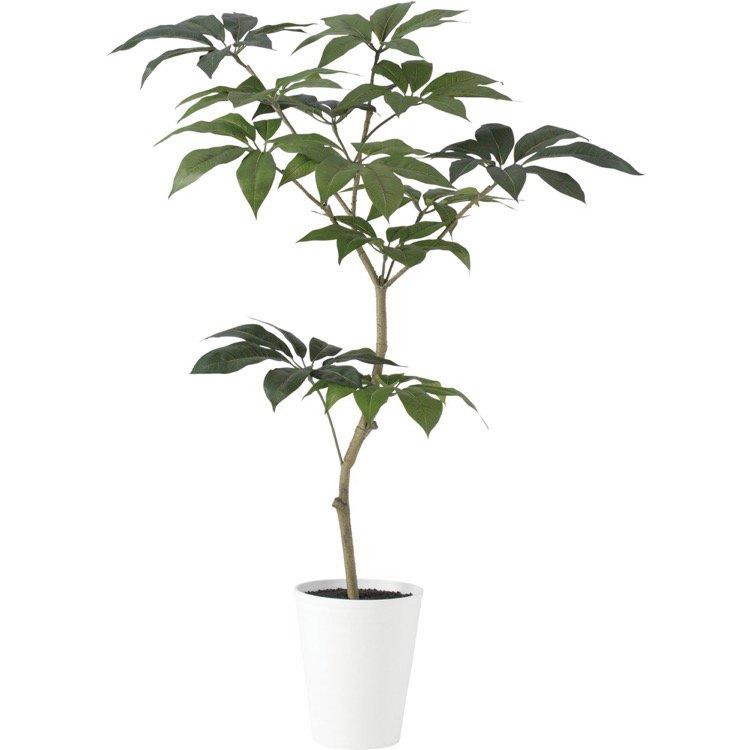 【観葉植物 造花】 ツピダンサス FST 150cm 【人工観葉植物 大型 フェイクグリーン 光触媒 CT触媒 インテリア】