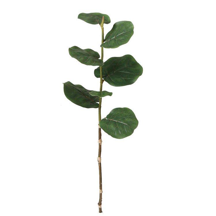 【観葉植物 造花】 シーグレープ ブランチ S 【人工観葉植物 フェイクグリーン 光触媒 CT触媒 インテリア】