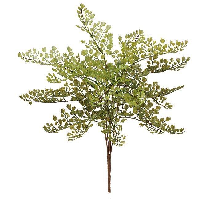 【フェイクグリーン】 アジアンタム 35cm 【人工観葉植物 観葉植物 造花 光触媒 CT触媒 インテリア】