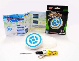 6ヶ月保証付き Megacom Dual Catchmon Pokemon GO ポケモンGO オートキャッチ 自動捕獲 デュアルキャッチモン 二つのID使用可能 メーカ正規品 日本語説明書付 (青)