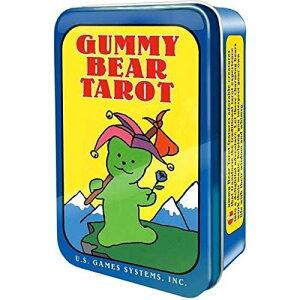 GUMMY BEAR TAROT グミベア・タロット(缶入り) タロットカード 78枚 ライダー版