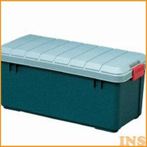 【収納ケース】RV BOX(RVボックス) 800 ダークグリーン[コンテナボックス・アウトドア・カートランク・屋外収納・収納用品・ガレージ収納・トランク・釣り・工具ケース][03ss]