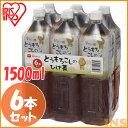 ひげ茶 とうもろこしのひげ茶 1500ml×6本(シュリンクパック) アイリスオーヤマ あす楽対応