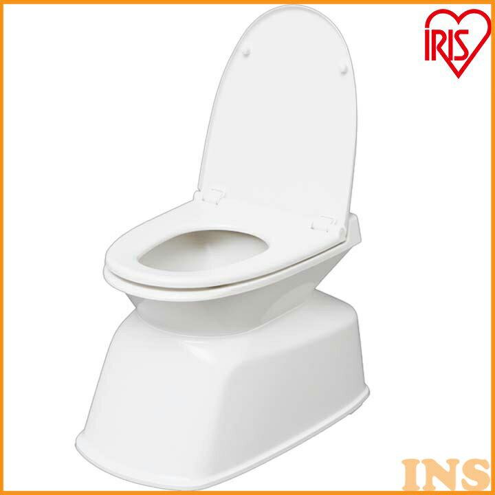 リフォーム式トイレ 据置型 TR400 アイボリー アイリスオーヤマ