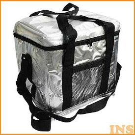 全国家庭用品卸商業協同組合クーラーバッグ Lサイズ シルバー【TC】【取寄せ品】