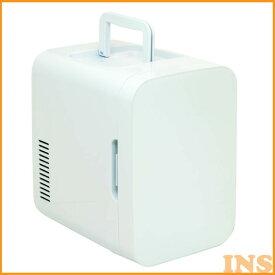 ポータブル 電子式 保冷保温ボックス 白 KAJ-R055R-W 送料無料 冷蔵庫 保温庫 冷温庫 ポータブル 電子式 取っ手付き 静音設計 室内 自動車 オーム電機 【D】