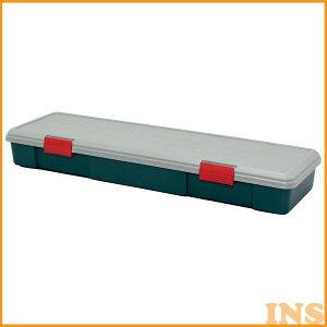 収納ボックス 収納ケース ボックス アイリスオーヤマ RVBOX RVボックス RVBOX 1150F グレー/ダークグリーン 灯油入れ コンテナボックス アウトドア カートランク 屋外収納 収納用品 ガレージ収納