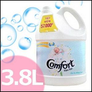 コンフォート 柔軟剤 3.8L あす楽対応 衣類柔軟剤 洗剤 センシティブスキン【D】ランドリー 室内干し 洗濯 おしゃれ