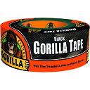 『ゴリラテープ』 ブラック kure クレ黒 幅48mm×長さ11m超強力 厚手 ダクトテープ ガムテープ 強力 布テープ 海外 ゴ…