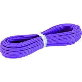 TRUSCO VFFビニールコード 10m 紫  TVFF1.252C10VI